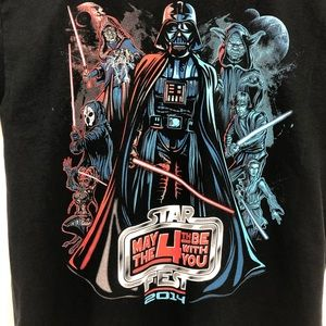 Star Wars 2014 May The 4th Be With You Souvenir